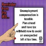 IRS Unemployment Image