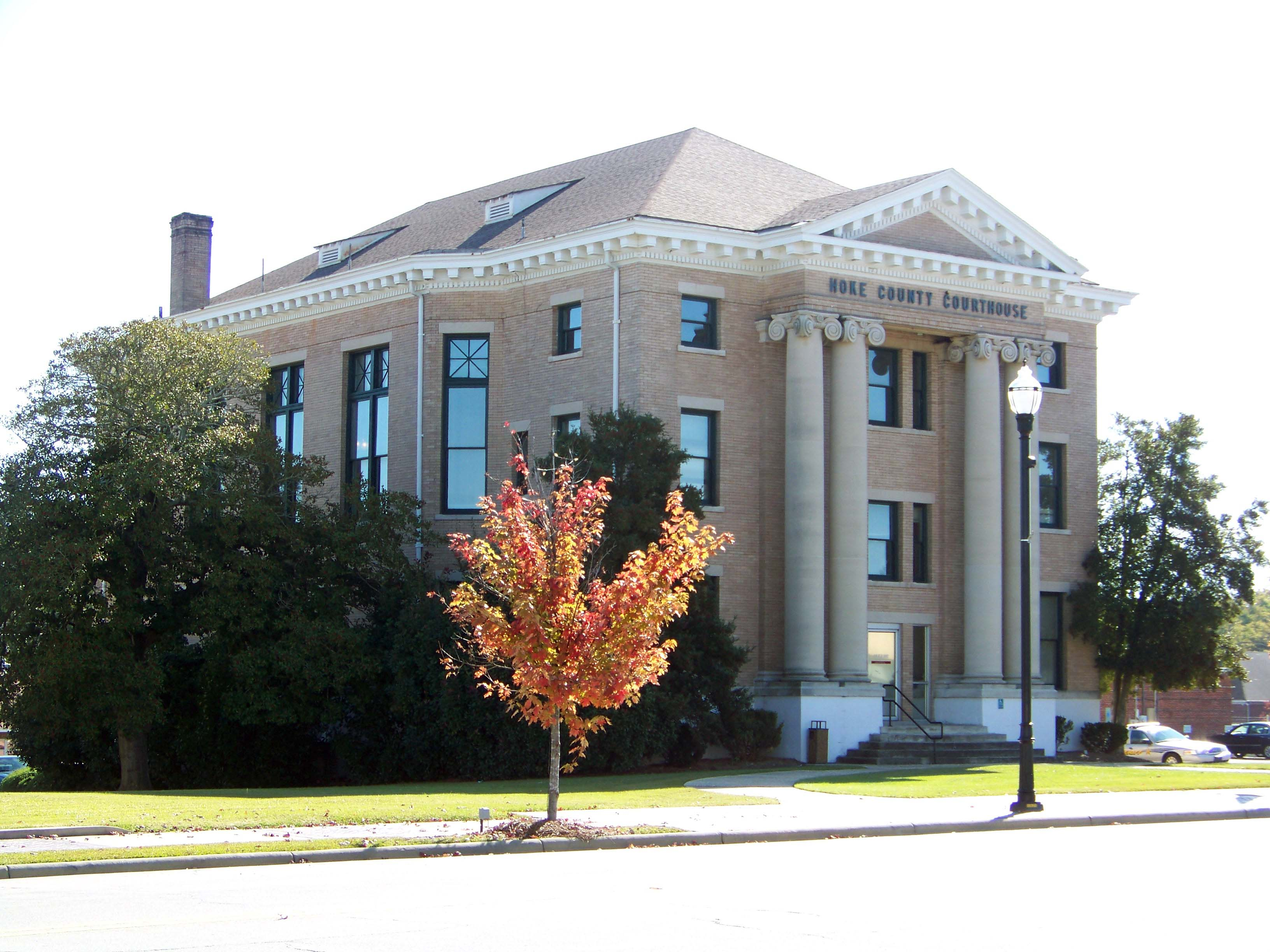 Hoke County Court House