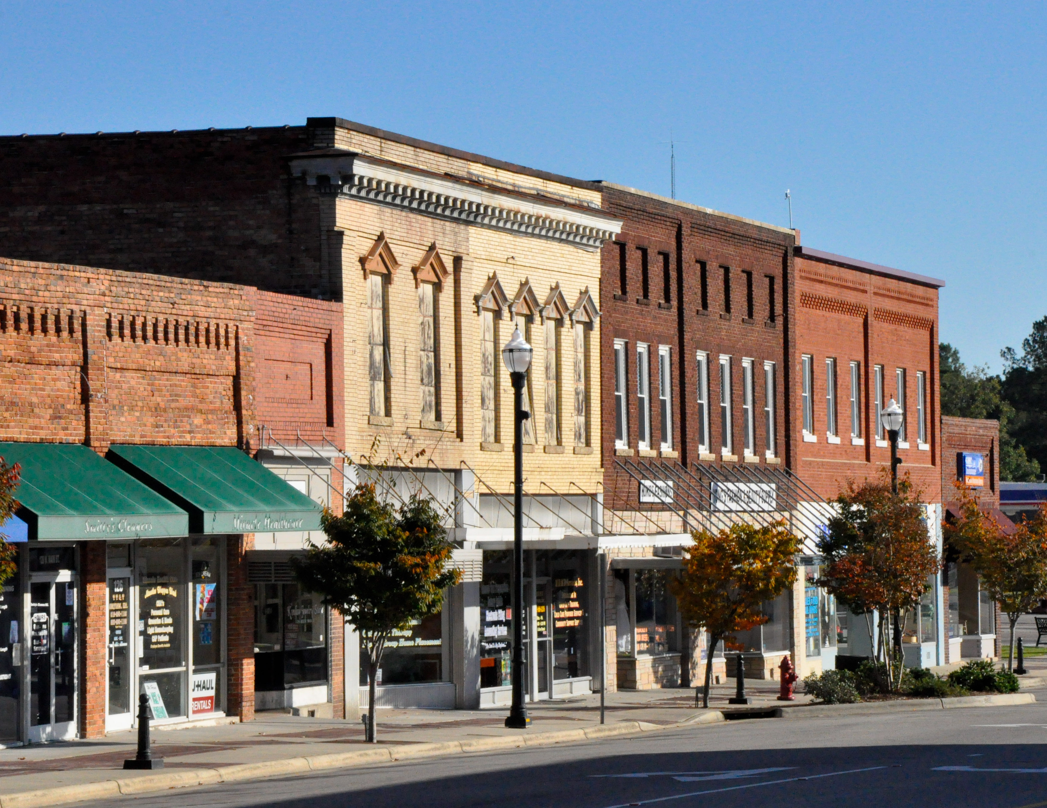 Downtown Raeford